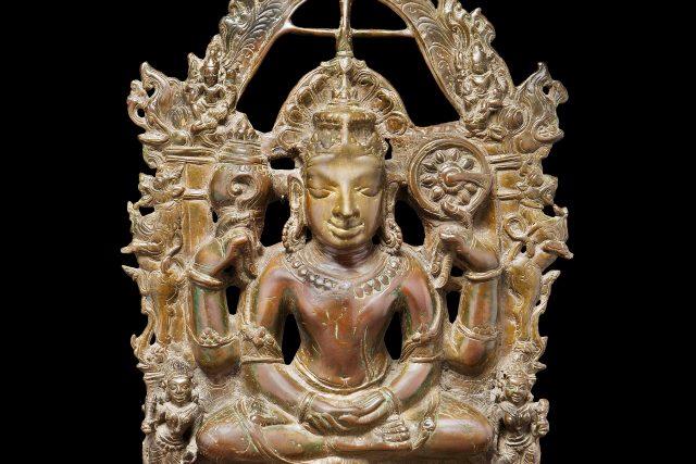 Vishnu Yogasana
