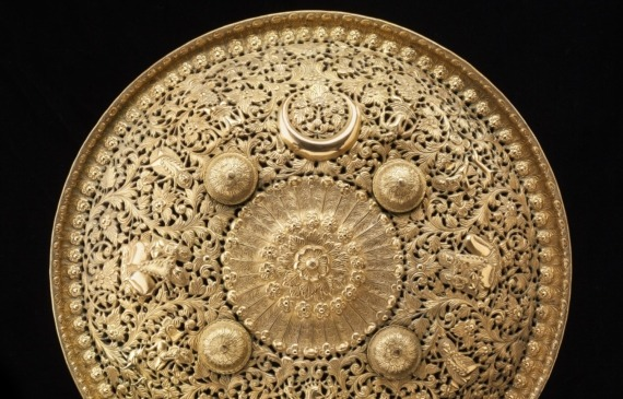 Ceremonial Shield (Dhal)