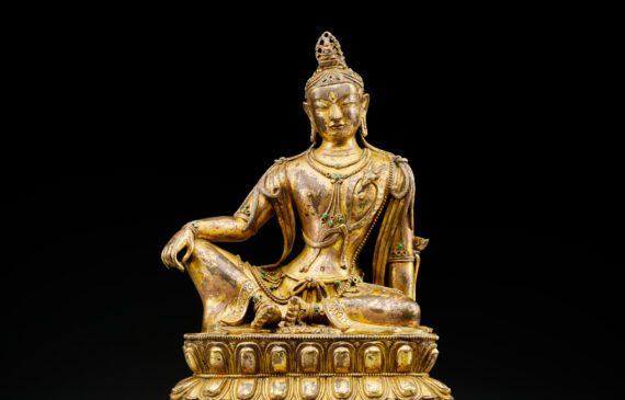 avalokiteshvara 570x365 - Masterworks & Museum Accessions